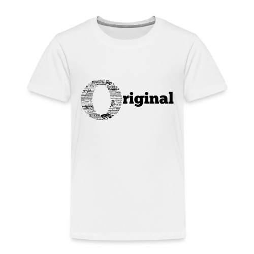 original grey - Kids' Premium T-Shirt