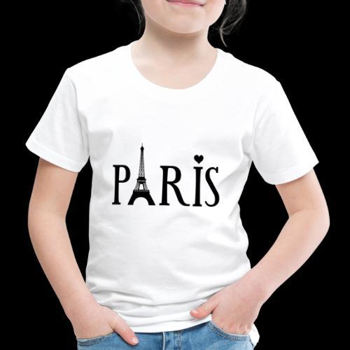 Paris - Kinder Premium T-Shirt