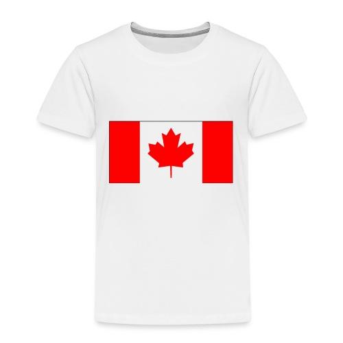 Kanada Fahne - Kinder Premium T-Shirt
