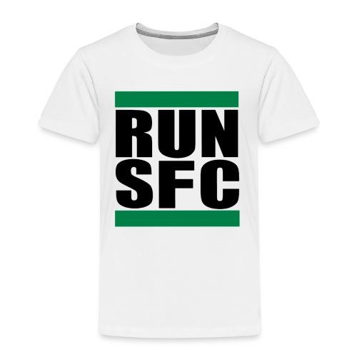 run sfc png - Kinder Premium T-Shirt