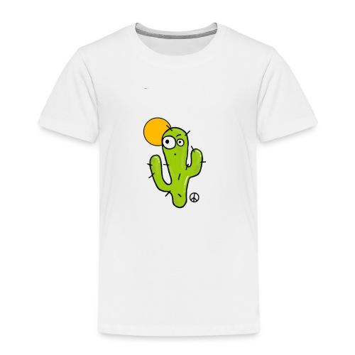 Cactus Cartoon - T-shirt Premium Enfant