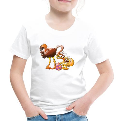 Ambitious Easter Bunny - Kids' Premium T-Shirt