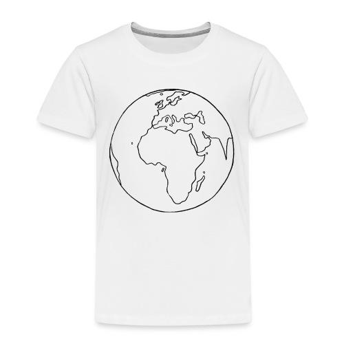 Mutter Erde - Kinder Premium T-Shirt
