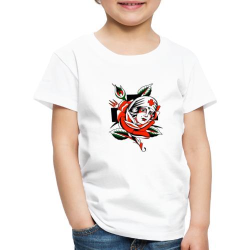 ROBERTO CAMBISE X iorestoacasaArtistiUniti - Maglietta Premium per bambini