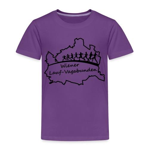 Laufvagabunden T Shirt - Kinder Premium T-Shirt
