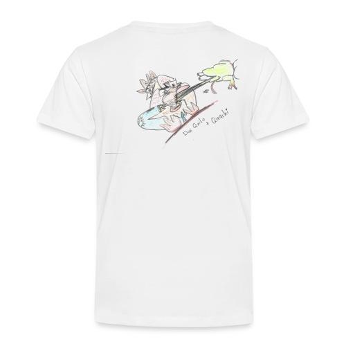 don quiol und qzuarki - Kinder Premium T-Shirt