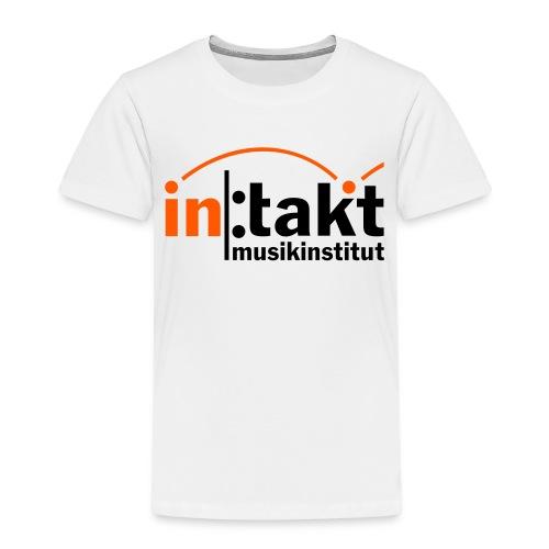 intakt Logo - Kinder Premium T-Shirt