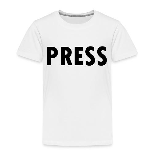 press - Kinder Premium T-Shirt
