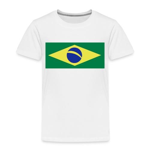 Braslien - Kinder Premium T-Shirt