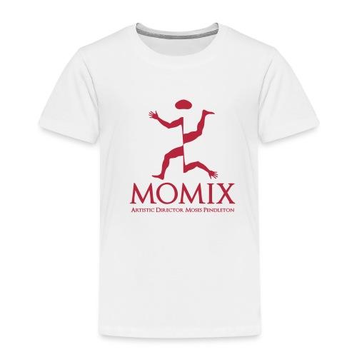 MomixLogo Back - Maglietta Premium per bambini