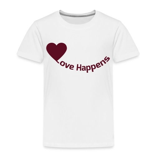 Love-Happens - Kids' Premium T-Shirt