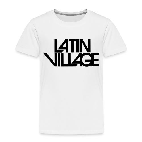 Logo Latin Village 30 - Kinderen Premium T-shirt