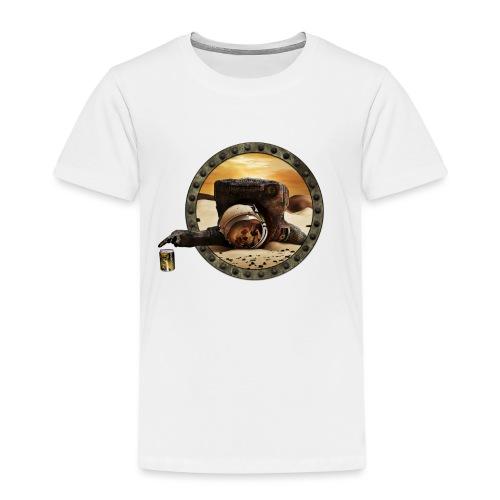 Coup de mou ? (texte personnalisable) - T-shirt Premium Enfant