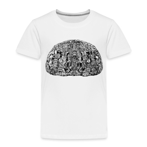 Zoomorphe P TEM - T-shirt Premium Enfant