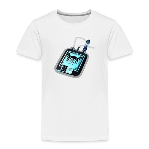Plasma noir - T-shirt Premium Enfant