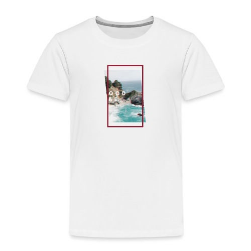 goodvibe summer - Kinder Premium T-Shirt
