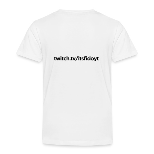 Fido - Twitch Link - Børne premium T-shirt
