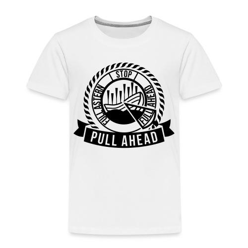 Logo Pull Ahead - Kinder Premium T-Shirt