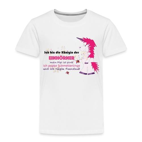 Einhorn 5 - Kinder Premium T-Shirt