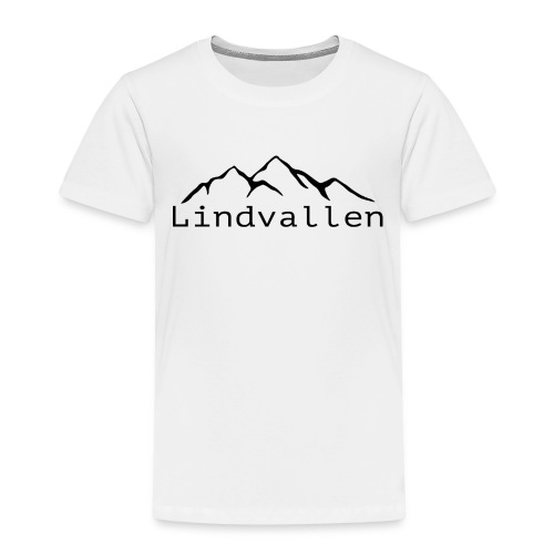 Lindvallen - Premium-T-shirt barn