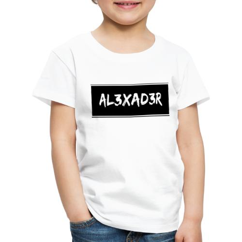 AL3XAD3R Merchandising - Kinder Premium T-Shirt
