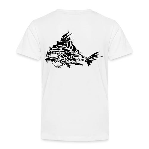 The Furious Fish - Kids' Premium T-Shirt
