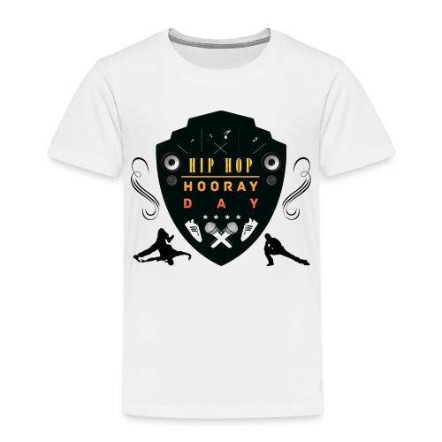 HHHDshield clear - Premium T-skjorte for barn