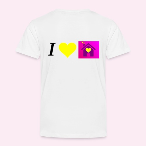 IILOVEB.SHOW - Kids' Premium T-Shirt