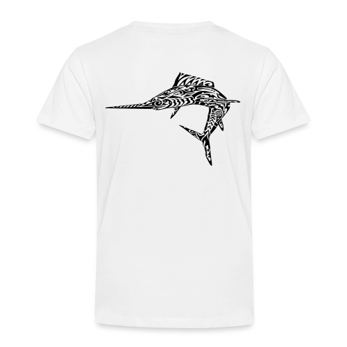 The Black Marlin - Kids' Premium T-Shirt