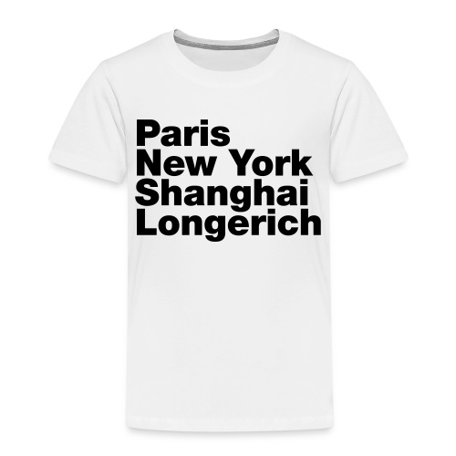 Fashion-Metropole Köln Longerich - Kinder Premium T-Shirt