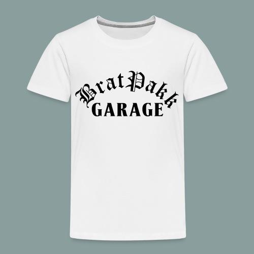 bratpakk_garage-eps - Premium-T-shirt barn
