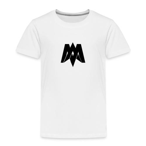 Mantra Fitness Slim Fit T-Shirt (White) - Kids' Premium T-Shirt