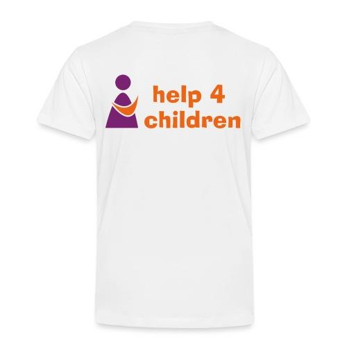 Kinder Premium Kapuzenjacke - Kinder Premium T-Shirt