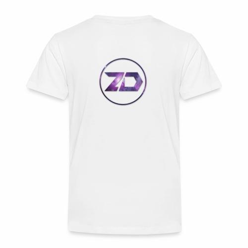 ZIZOUZ DESIGNS LOGO - T-shirt Premium Enfant