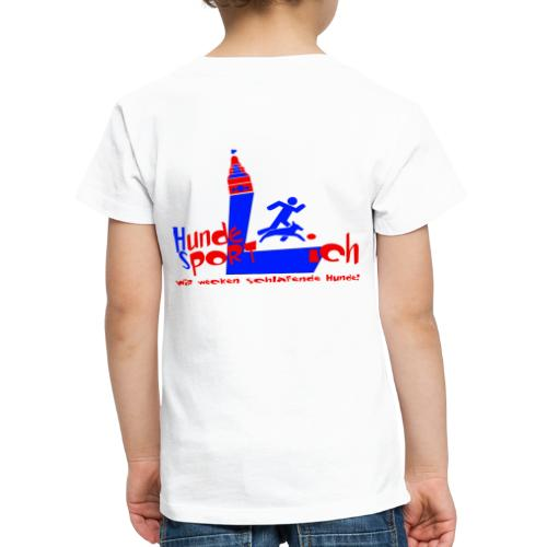 HundesportLich e.V. - Kinder Premium T-Shirt