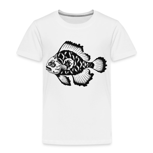 Mutant fish - T-shirt Premium Enfant