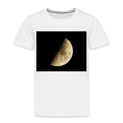 LUNA_3840X3072 - Maglietta Premium per bambini