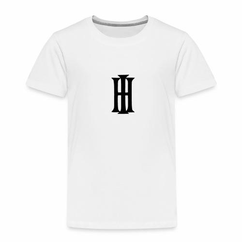 HI Design 1 gif - Kinder Premium T-Shirt