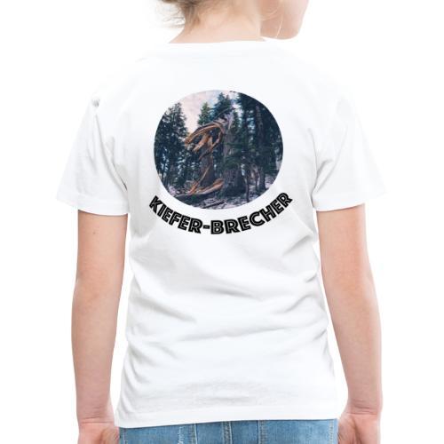 KIEFER SCHWARZ - Kinder Premium T-Shirt