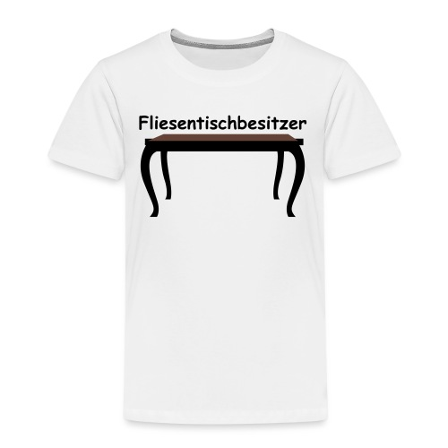 fliesentisch - Kinder Premium T-Shirt