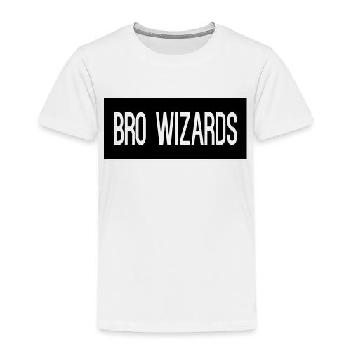 Browizardshoodie - Kids' Premium T-Shirt