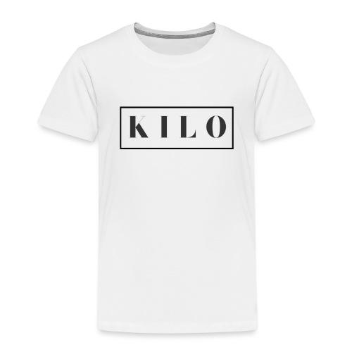 Mens K I L O - Kids' Premium T-Shirt