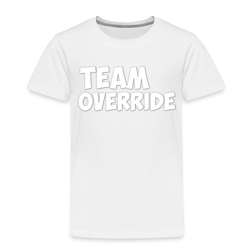 Team Override Mug Youtube - Kids' Premium T-Shirt