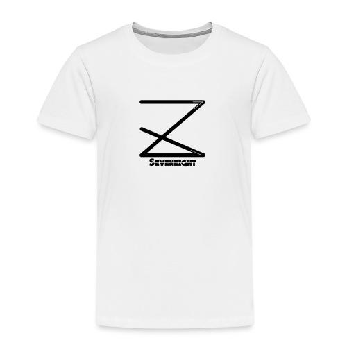 Seveneight Manches longues - T-shirt Premium Enfant