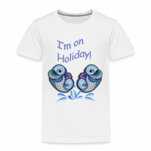 I'm on holliday - Kids' Premium T-Shirt