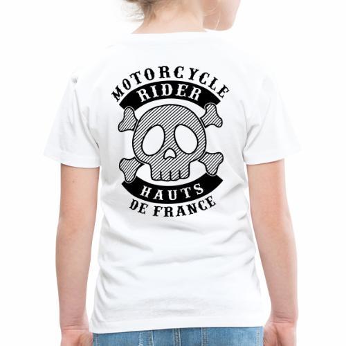 Motorcycle Rider Hauts-de-France - T-shirt Premium Enfant