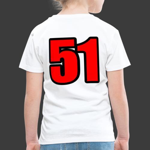 51 - Børne premium T-shirt