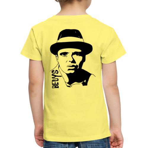 Joseph Beuys - Kinder Premium T-Shirt