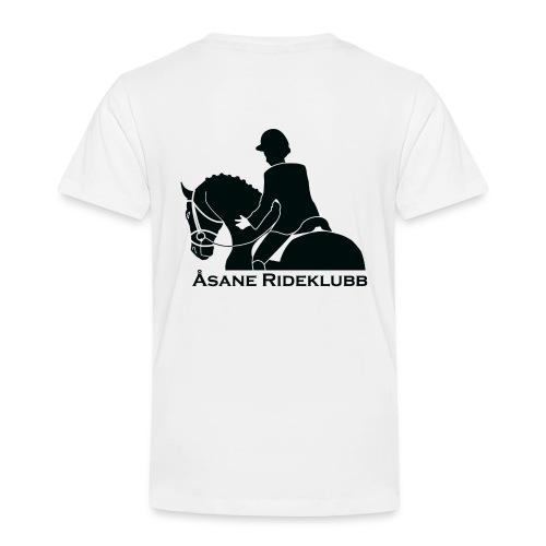 ark stor gif - Premium T-skjorte for barn