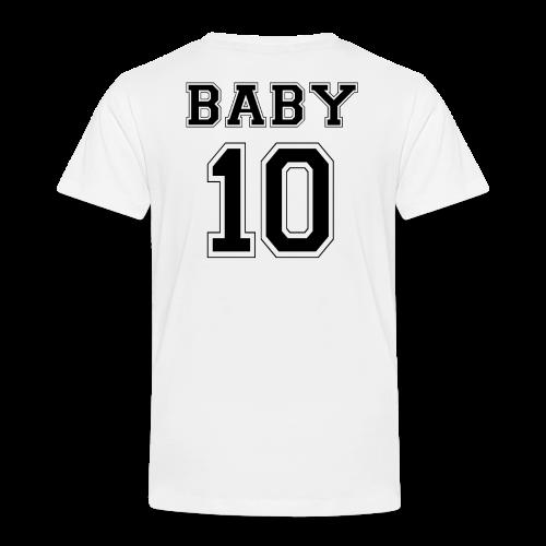 BABY 10 - Black Edition - Kinder Premium T-Shirt